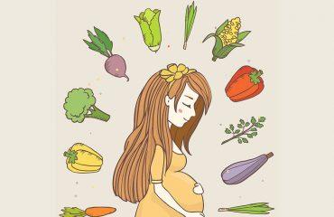 غذاهای مفید در بارداری