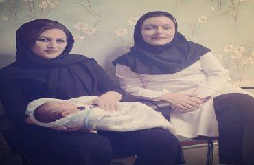زایمان سزازین، خانم لیلی توسط خانم دکتر آرزو سعیدی