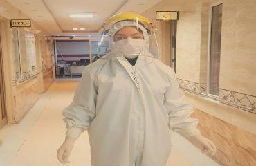 زایمان سزارین اورژانسی به دلیل پرولاپس بند ناف در شرایط ویروس کرونا