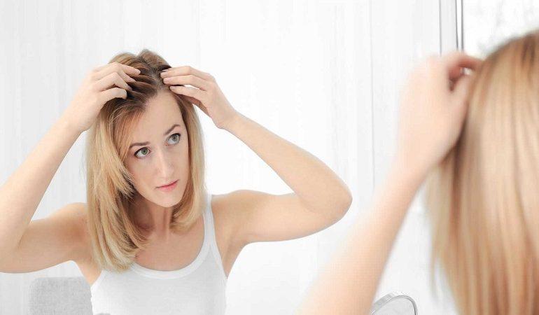 جلوگیری از ریزش مو در دوران شیردهی